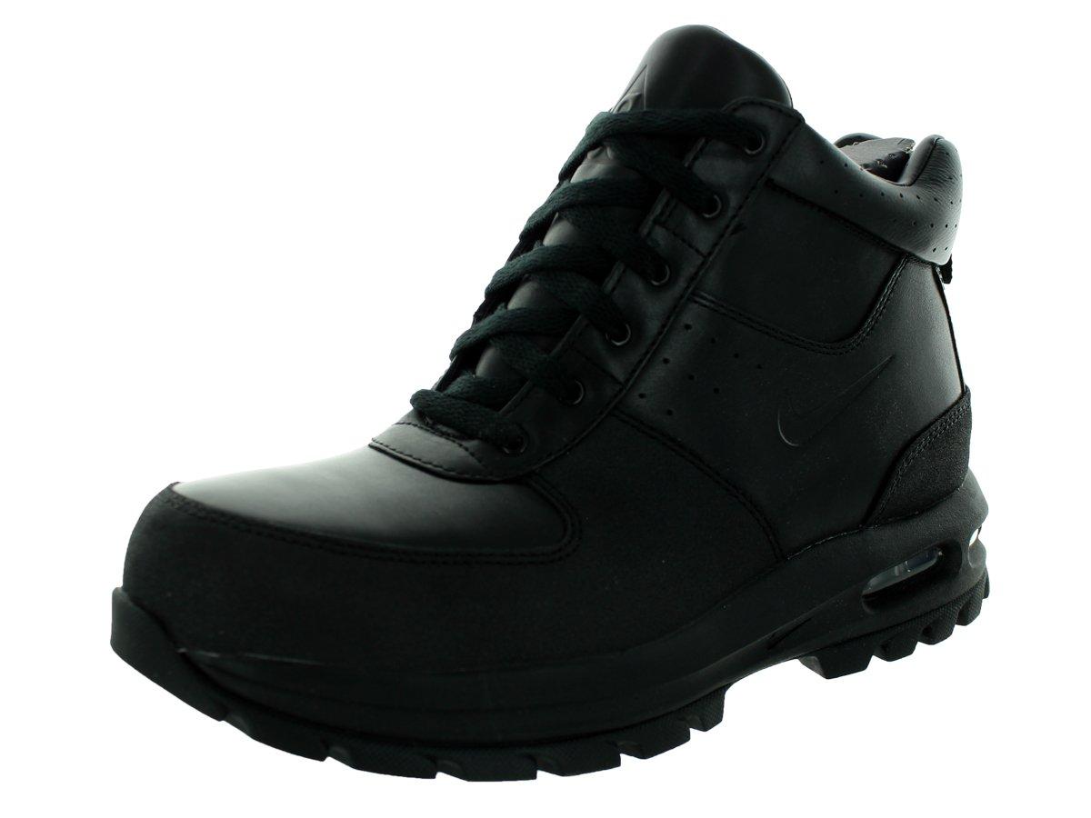 Nike Mens Air Max Goaterra Boot Black/Black 9