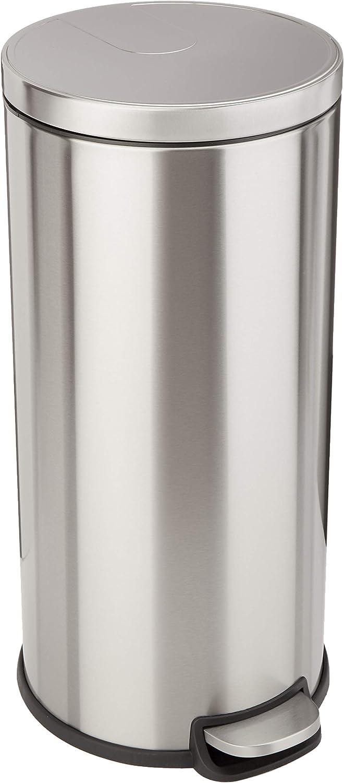 Basics Round Soft-Close Trash Can 20L C-10079S-20L