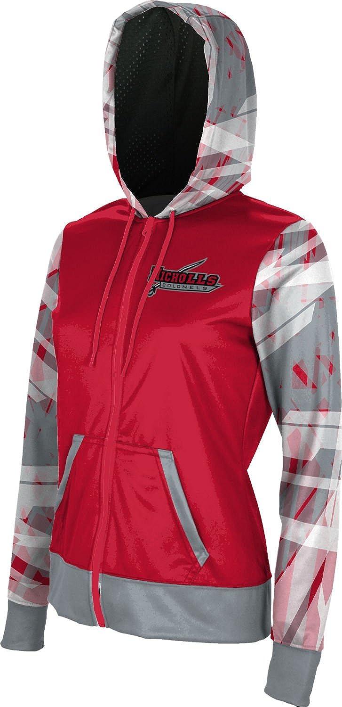 School Spirit Sweatshirt ProSphere Nicholls State University Girls Zipper Hoodie Crisscross