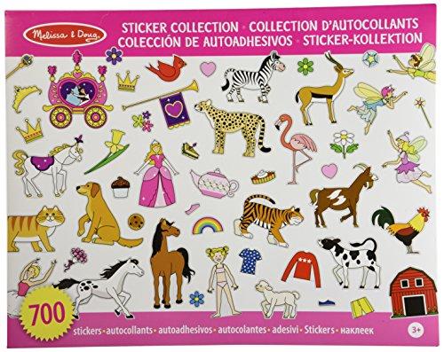 Melissa & Doug Sticker Collection - Pink (International) ()
