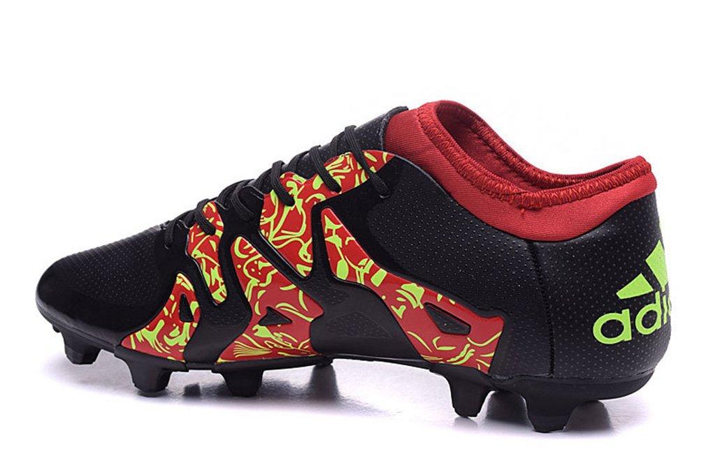 Generic Herren miadidas x15 Menace Pack 15,1 fgag schwarz Fußball Schuhe Fußball Stiefel