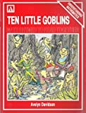 img - for TEN LITTLE GOBLINS Maths Rhymes to Read Together book / textbook / text book