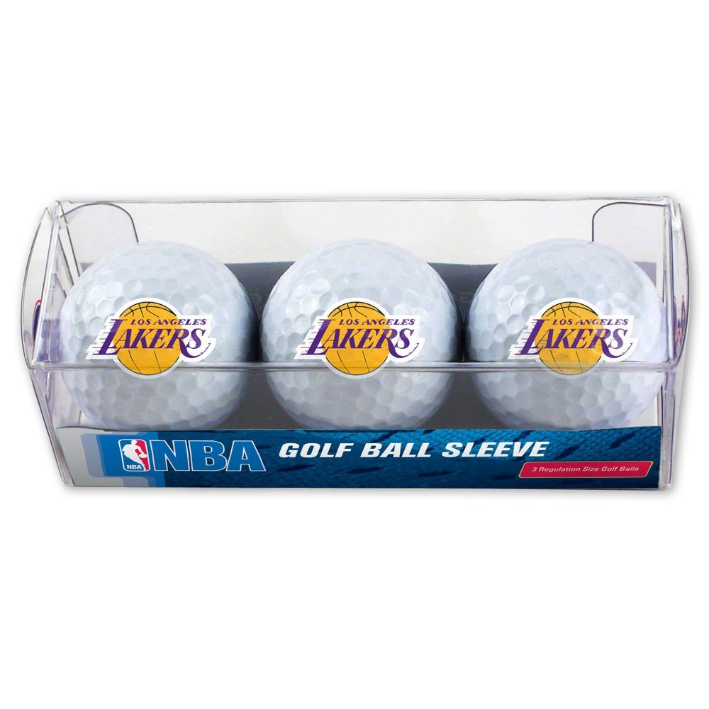 NBA Los Angeles Lakers Golf Ball Sleeve