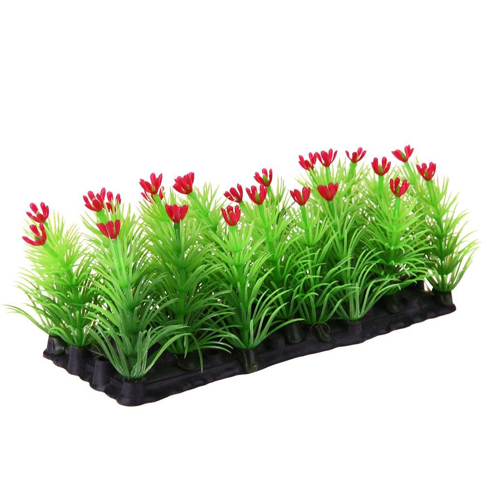 Foru-1 - Adorno para Acuario o pecera, diseño de Plantas acáticas: Amazon.es: Productos para mascotas