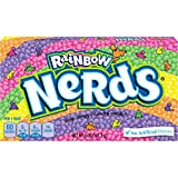 Nerds Rainbow Candy, Video Box, 5 Ounce (Pack of 12)