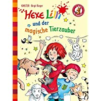 Hexe Lilli und der magische Tierzauber: Der Bücherbär: Hexe Lilli für Erstleser: