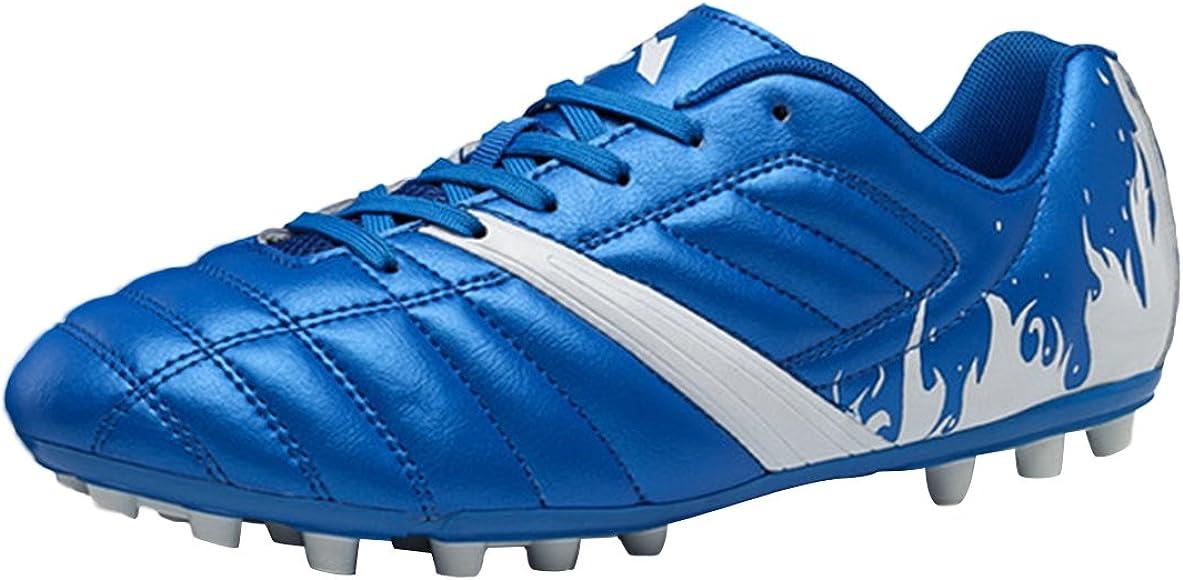 SK Studio Mens Messi Turf Indoor Speed Patent Football Shoe