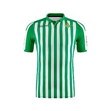 Betis Camiseta Pro es 2020 Kombat HombreAmazon Kappa 1ª 8nvwm0ON