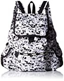 LeSportsac Voyager Back pack, Mickey Loves Minnie, One Size