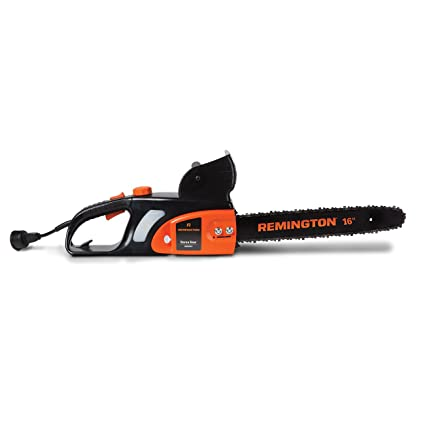 remington 14 electric chain saw manual