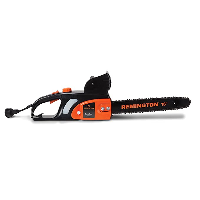 Amazon remington rm1645 versa saw 12 amp 16 inch electric amazon remington rm1645 versa saw 12 amp 16 inch electric chainsaw power chain saws garden outdoor greentooth Choice Image
