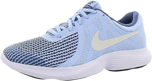 Nike Revolution 4 (GS) Zapatillas de correr para niños, 5.5 Big ...