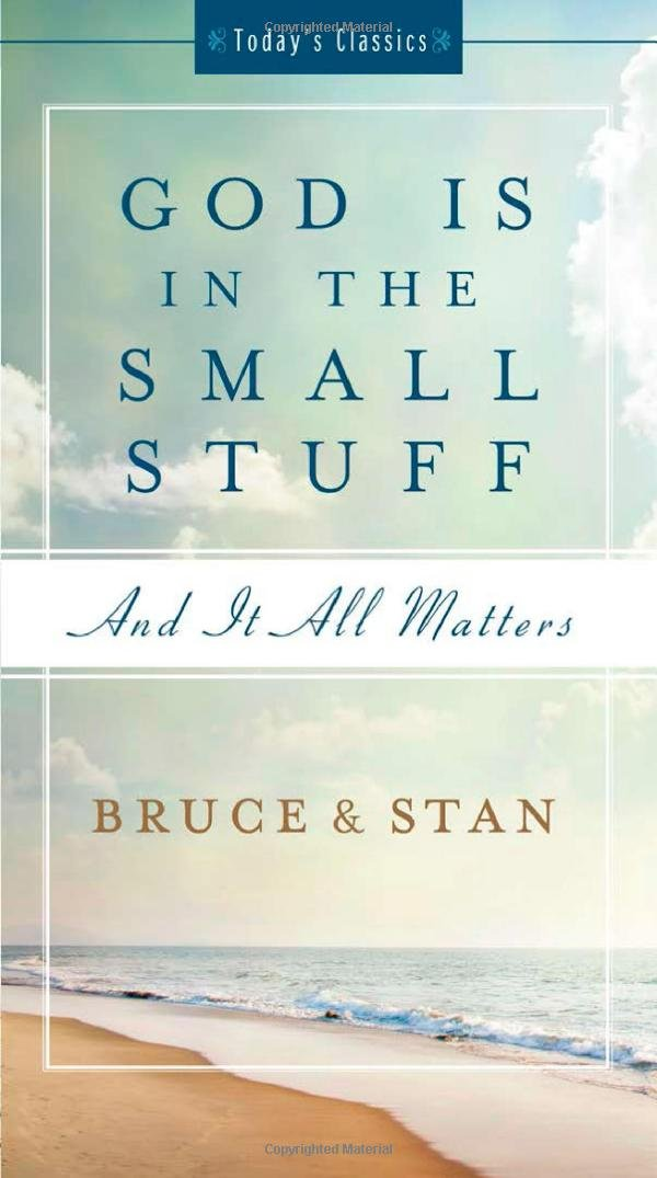 Download God Is in the Small Stuff: and it all matters (Today's Classics) pdf