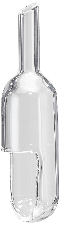 neoLab 1-7150 Glas-Wä geschiffchen, vorne rund, 3 mL, 82 mm lang