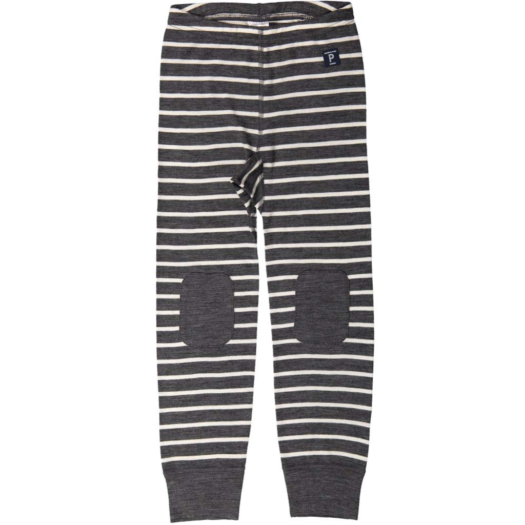 Pyret Winter Stripe Wool Long Johns Polarn O 2-6YRS