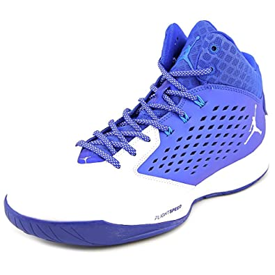 meet df08f 5ef39 Jordan RISING HIGH mens basketball-shoes 768931-424 10.5 - GAME ROYAL