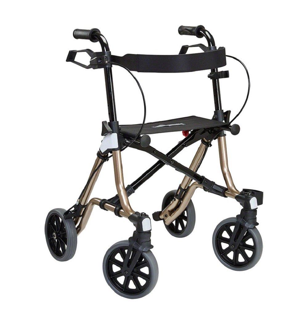 Dietz Taima S-GT, deambulateur plegable, andador de 4 ruedas ...