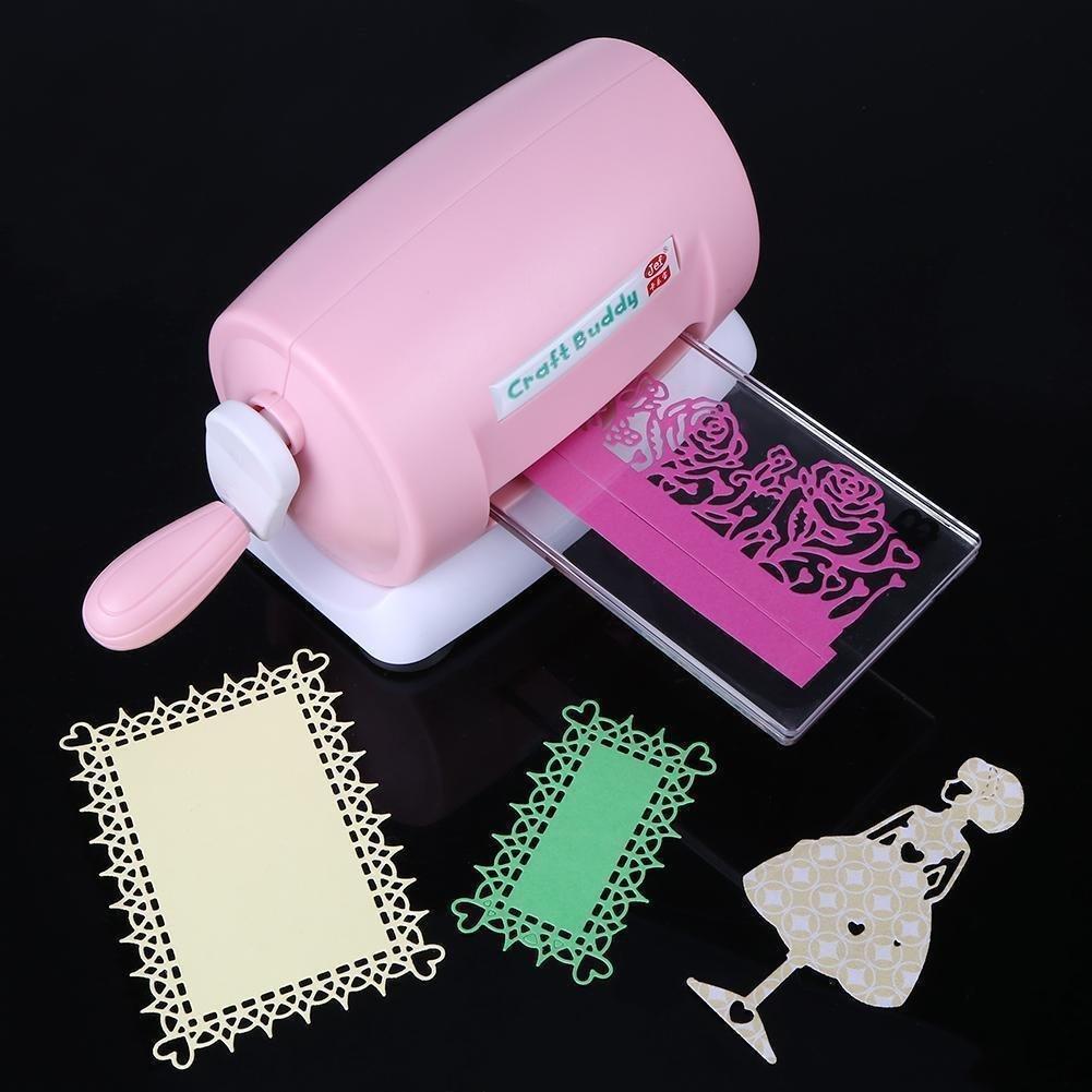 DIY Paper Cutting Embossing Die Cut Machine Scrapbooking Album Card Cutter Tool