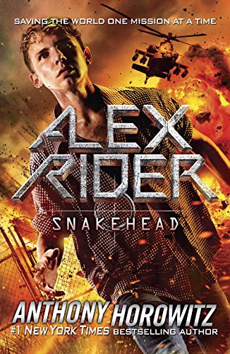 Alex Rider Snakehead by Anthony Horowits