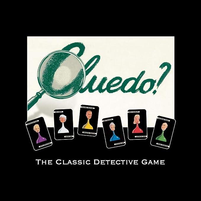 Hasbro Cluedo Classic Detective Game Mens Vest: Amazon.es: Ropa y accesorios