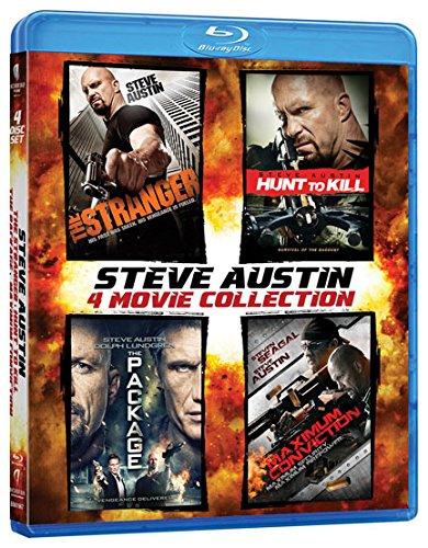 Steve Austin 4-Pack [USA] [Blu-ray]: Amazon.es: Adam Beach ...