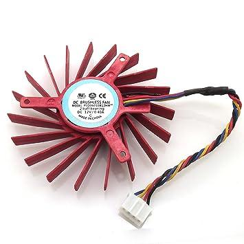 Amazon.com: pld06010b12hh tarjeta de vídeo ventilador de ...