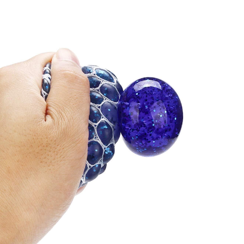Stressball, Anti-Stress-Bälle Spielzeug für Kinder und Erwachsene Toy