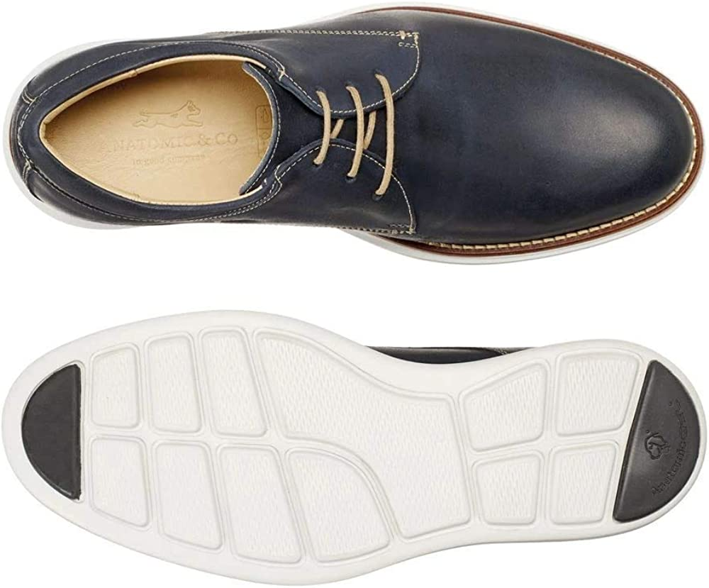 Anatomic Planalto Navy Vintage Lace Up Shoes