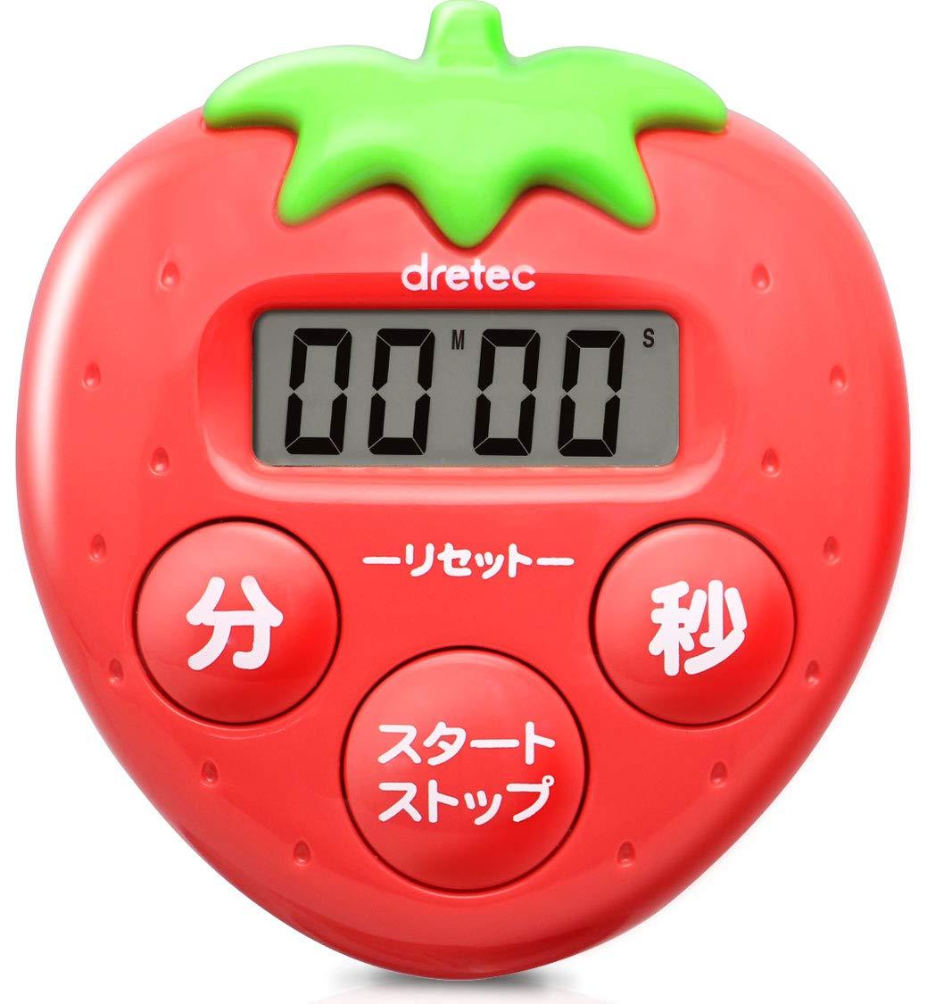 dretec いちごタイマー T-564