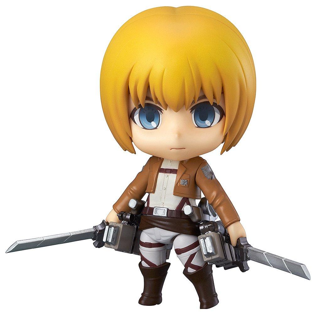 Good Smile Attack on Titan: Armin Arlert Nendoroid