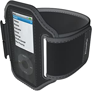 XtremeMac Armband for Ipod Nano 4g Sportswrap Black