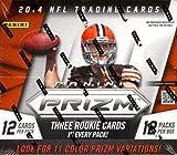 2014 Panini Prizm Football Hobby Box (20 Packs/Box, 4 Cards/Pack, 2 Autos, 2 Base Prizms, 1 Base Orange Prizm, 20 Rookies Per Box) - In Stock!!