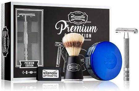 Pack vintage premium: el regalo perfecto para cualquier hombre que desea cuidar su aspecto y su barb