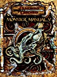 Monster Manual V (Dungeons & Dragons d20 3.5 Fantasy Roleplaying)
