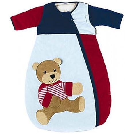 STERNTALER 94724 Berti oso saco de dormir 70 cm con manga