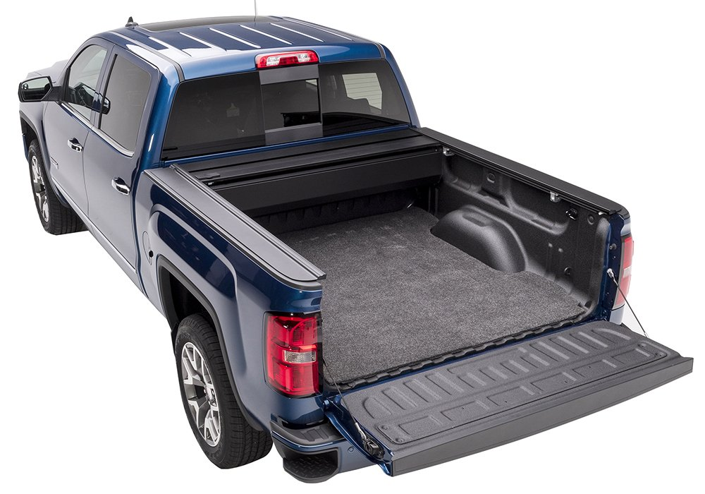 Bedrug BMT19SBS Mat-Non (BEDMAT for Spray Liner 19+ Dodge RAM 6.4' Bed)