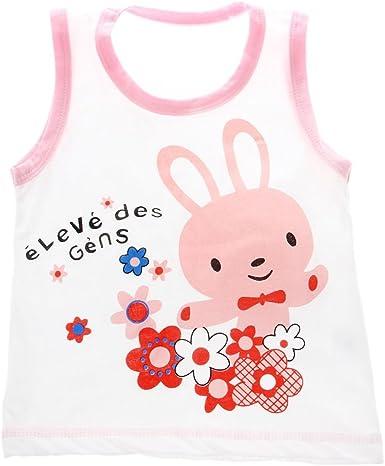SODIAL(R) Conjunto de ropa de nino bebe, Camiseta de chicos chicas ...