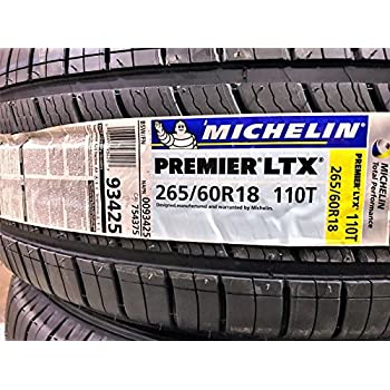 Amazon.com: Michelin Latitude Tour All-Season Radial Tire ...