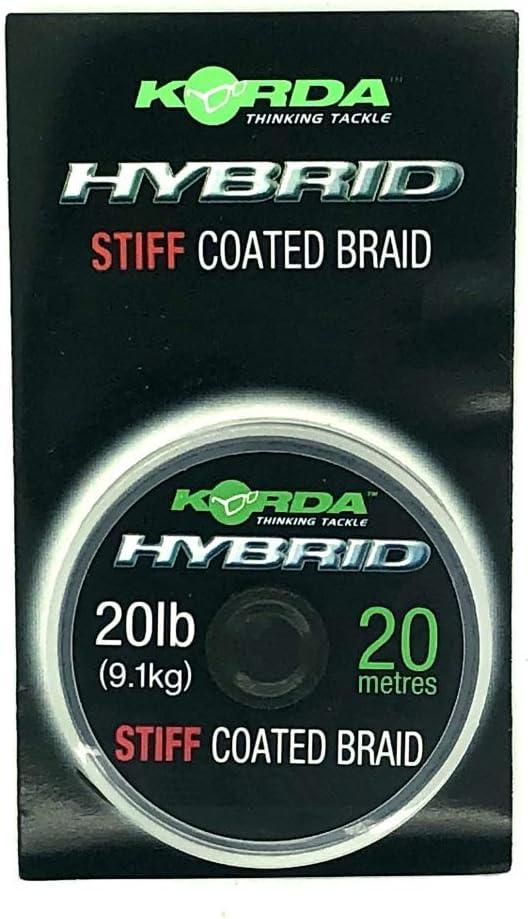 Korda hybride rigide avec rev/êtement tresse 9/kg
