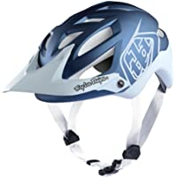 Troy Lee Designs A1 MIPS Bike Helmet (Blue/White)