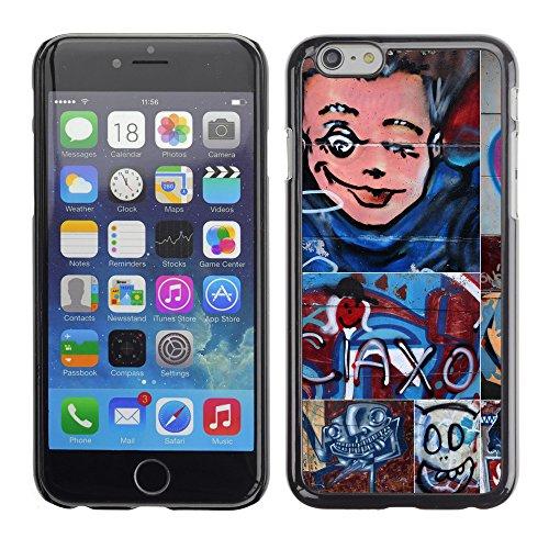 "Hülle Case Schutzhülle Cover Premium Case // V00002286 Graffiti // Apple iPhone 6 6S 6G PLUS 5.5"""