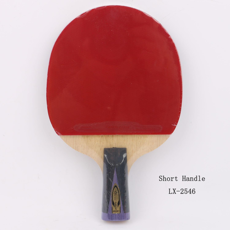 Leikesi La raqueta de tenis de Mesa De cuatro estrellas De tallo ...
