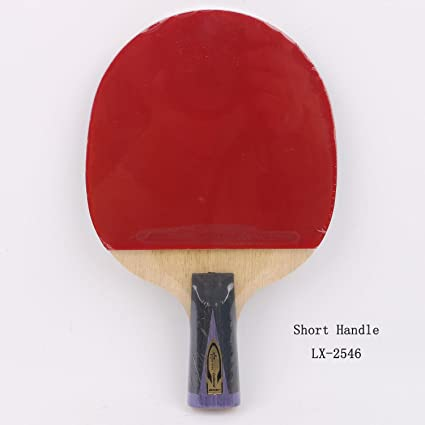 Leikesi La raqueta de tenis de Mesa De cuatro estrellas De tallo largo Apretón de manos