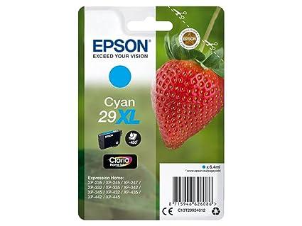 Original Epson - Epson Expression Home XP de 345 (29 x l ...