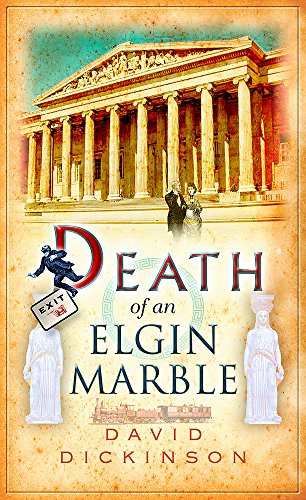 International Marble Collection - Death of an Elgin Marble (Lord Francis Powerscourt)