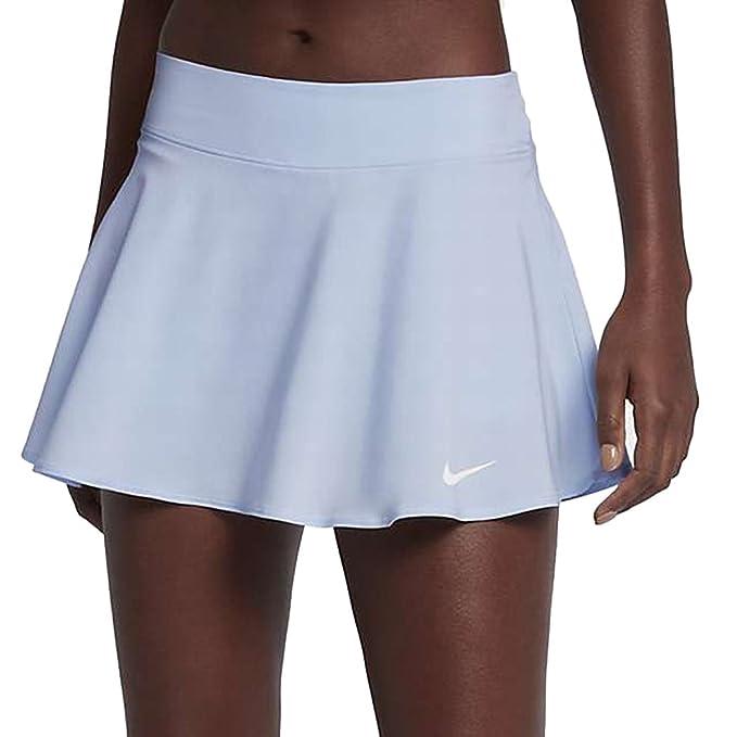 8e041a83f328 NIKE Court Women s Flex Pure Flouncy Tennis Skirt (Large