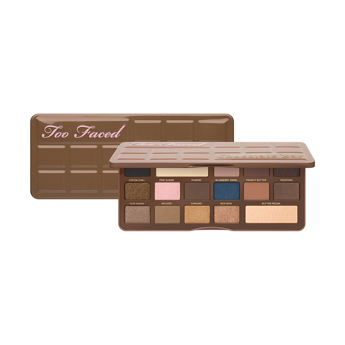 Too Faced Semi Sweet Chocolate Bar by Too Faced