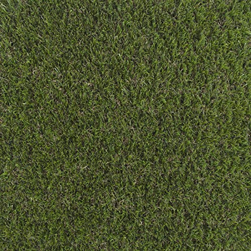 247Floors Fernwood 32mm Realistic Artificial Grass Natural Look Lawn Turf 2m 4m Wide (7m x 4m / 22ft 11″ x 13ft 1″)