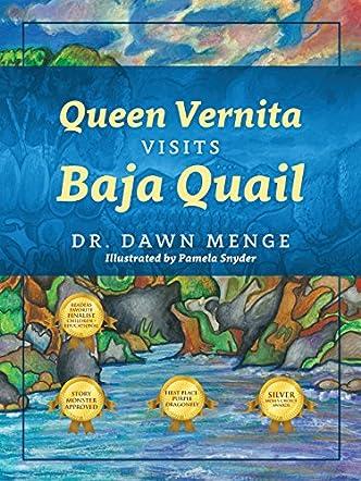 Queen Vernita visits Baja Quail