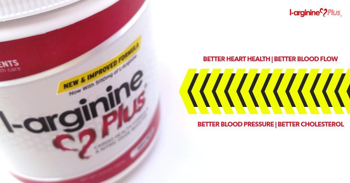L-arginine Plus ® - The Most Effective L-arginine Product on the Market with 5110mg L-arginine & 1010mg L-citrulline - Buy 3 and SAVE (Net Wt 13.4OZ) by L-arginine Plus (Image #1)
